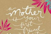 Mothers' Day / A tribute to all the wonderful mums out there! Vouchers are available to spoil your mum http://luxuryspringcottageyorkshire.co.uk/