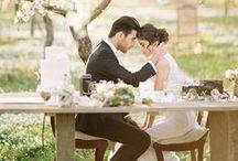 Wedding decor table (фотосессия)