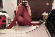 Long legs selfie