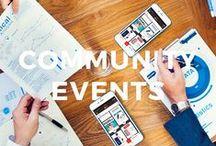 Community Events / Qpony na konferencjach, targach, wydarzeniach marketingowych i dużo więcej.