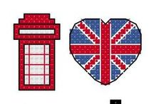 Cross stitch London
