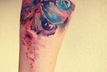 Tattoo Ideas / by Vanessa Robertson