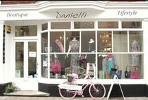 Danielli Dartmouth / Danielli Boutique is in #Dartmouth Devon offering stylish and hand picked fashion for the stylish female. We pride ourselves on customer service and offering something different to the High Street.  Visit us in person or at www.danielli.co.uk. #daniellidartmouth #ladiesclothesdartmouth
