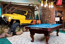 Man Caves & Man Cave Accessories / Because we're MEN!