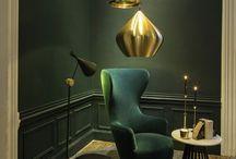 residential interior design / Interior design