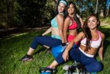 Women's Fitness Clothing - What do you crave?  / Based on fashion, comfort, quality and performance for women who want the best, and aren't scared to get it.  Sara Crave designs provide you with leading active wear for all sports and recreation