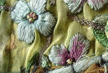 fabrics and materials-