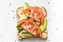 food - sandwiches & quiches
