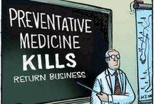"food and medicine ""politics"""