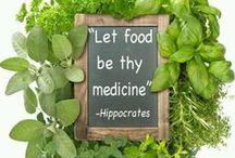 food = medicine