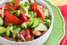 Super Salads! / Yummy salads of all kind!