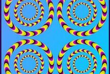 Psy. | Optical Illusions / Let it mess with your mind