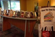 Banned Books Week 2014 / by McQuade Library