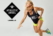 Athletic Angel / You may not kiss your muscles in public, but you think about it sometimes. For you, fitness isn't just about maintenance, it's about building on what you have and seeing your body change. There's also the satisfaction of smashing your male friends in arm-wrestling contests.
