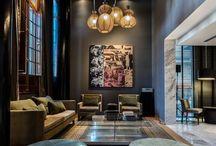 commercial interior design / Interior design