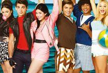 Teen beach movie / Beaches