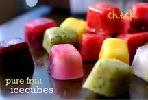Drinks | Icecubes & Ice trays