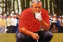 Sports Paintings / Illustrations and fine art sport paintings.