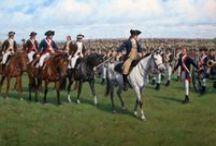 American Military History / Paintings and illustrations of American history