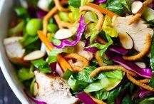 Salatalar / Salads