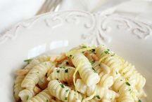 food - main courses - pasta & co