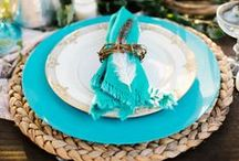 Style - Turquoise & Teal