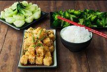 food - main courses - tofu & seitan etc