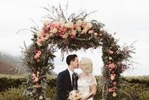 Flowers - Ceremony Arches & Backdrops