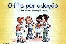 Livros sobre adoção / Adoção, um novo olhar! blog www.gravidezinvisivel.com #adoção