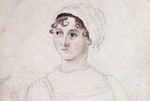 Jane Austen / Some favourites from the world of Jane Austen. Fiction, biography, the Regency period.