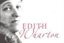 Edith Wharton / Edith Wharton on reading, writing, fiction, interior design, and gardening. My favourite Wharton novel is The Custom of the Country.