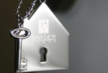 Housewarming Gift Ideas from Hayden Homes / Know someone who just bought a Hayden Home? Why not give them one of these great gift ideas!