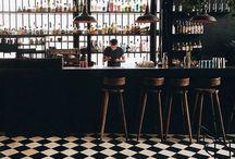 Cafe, Restaurants and Shops