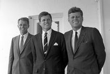 1963 - 28 Août. John Fitzgerald KENNEDY / Meeting with the leaders of the March on Washington at 5:00PM