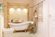 Bathroom ideas / Beautiful bathrooms in boutique hotels, lodges and houses