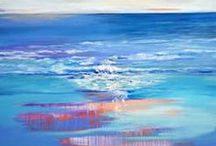MEET OUR ARTISTS / See paintings by the artists of Artblend Gallery and Artblend Magazine