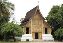 Temples / Magnificent temples of South-East  Asia