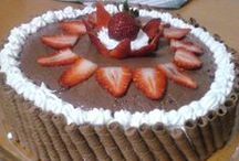 My sweets / Δικα μου γλυκα και τουρτες!  (My own sweet and cakes!)