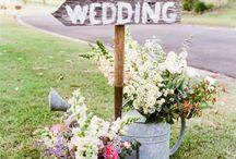 Future wedding ideas .·´`♥