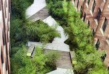 L.A. > Landscape Architecture / Architecture du paysage et aménagements urbains