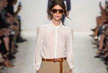 Trendy Wiosna/Lato 2014 / Bądź na bieżąco z najnowszymi trendami ze świata mody!