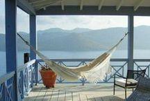 home {outdoor living} / for the patio season