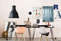 home {office space}