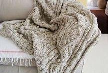Knitting - Blankets
