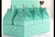 Boxes, Envelopes, Bags and Purses Papercraft