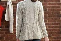 Knitting - Sweaters/Jackets