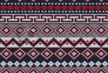 Nordic patterns tutorial