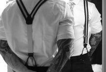 Tattooed guys