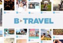 B-TRAVEL 2015 / B >Travel es la 24ª edición del Salón Internacional de Turismo en Cataluña. Del 17 al 19 de abril de 2015 en Fira de Barcelona. www.travel-be.com