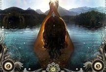 The deep feminine divine